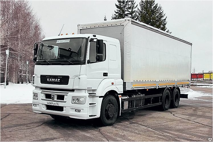 КАМАЗ 65207-001-87(S5)